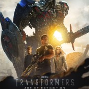 Transformers The Age of Extinction movie poster