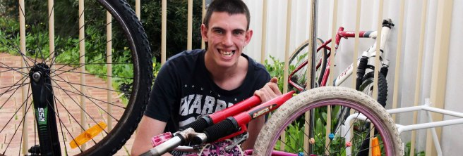 Identitywa supports Bailey to achieve his goals