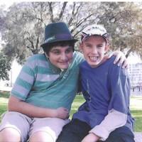 Bailey and Luke's Polaroid