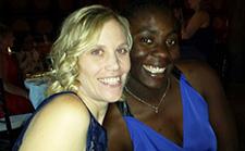 Aleisha and Linda