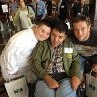 Dale, Charles and Nathan