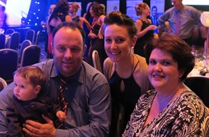 Howell family and Tamara