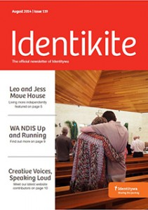 Cover of Identikite August 2014