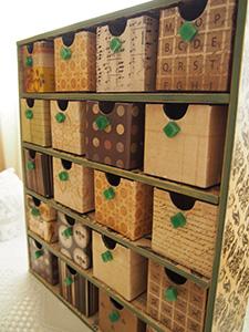 Jo's storage boxes