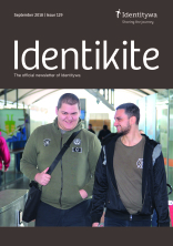 Identikite September 2018 Cover