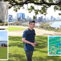 Andrew Kings Park collage