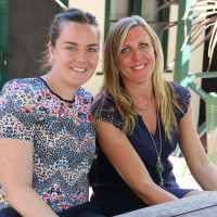 Practice Managers, Eimear and Janine